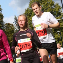 SEB Tallinna Maraton - Silver Paur (379), Andra Puusepp (1079)