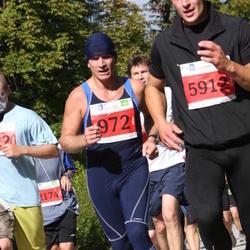 SEB Tallinna Maraton - Arne Pihkva (972), Ülle Sild (5912)