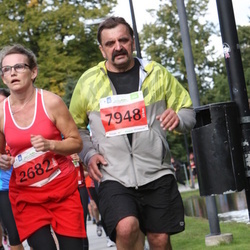 SEB Tallinna Maraton - Eva-Lisa Kollo (2682), Arne Sarapuu (7948)