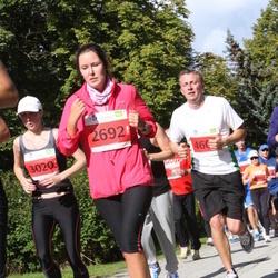 SEB Tallinna Maraton - Birgit Lahtein (2692), Annika Tõnsau (3020), Ilvar Tiisler (4600)