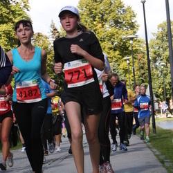SEB Tallinna Maraton - Kristin Rebane (771), Christina Kallas (4187)