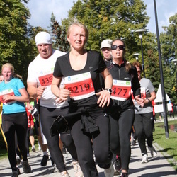 SEB Tallinna Maraton - Anne Mandre (477), Annika Koppel (5219)