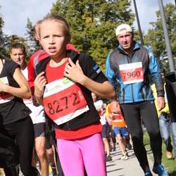 SEB Tallinna Maraton - Maanus Truumeel (7960), Anni-Mari Tammeorg (8272)