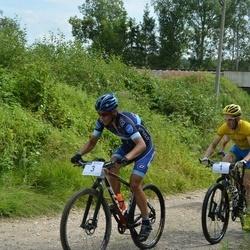 15. Elva Rattamaraton - Caspar Austa (1), Peeter Pruus (3)