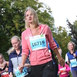 SEB Tallinna Maraton - Aet Lipp (15044), Kadri Kasemaa (16719)