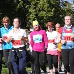 SEB Tallinna Maraton - Ann Tiiman (2119), Merle Juhkov (10481)