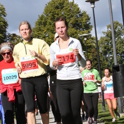 SEB Tallinna Maraton - Enely Estaal (5995), Annika Sirel (7174)