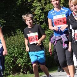 SEB Tallinna Maraton - Ave Keir (5791), Brent Ahvonen (6160)