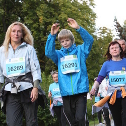 SEB Tallinna Maraton - Eneken Moorlat (16289), Artur Rasmus Moorlat (16291)