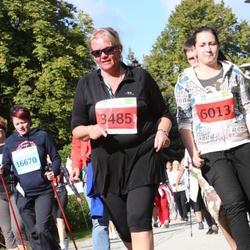SEB Tallinna Maraton - Päivi Mansikka-Aho (3485), Annabel Laasi (6013)