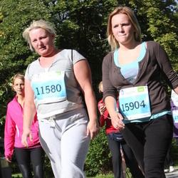SEB Tallinna Maraton - Annely Lepaste (11580), Johanna Maria Kaalma (15904)