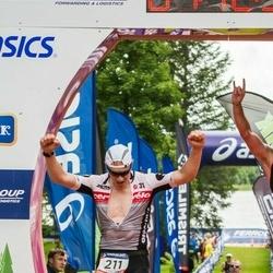 Trismile Triatlon Ferroline 111 - Artjoms Levickis (211)