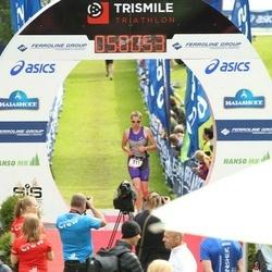 Trismile Triatlon Ferroline 111 - Anna Shamsi (311)