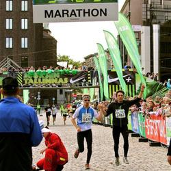 SEB Tallinna Maraton - Aarno Alanko (1479), Pekka Autere (1482)
