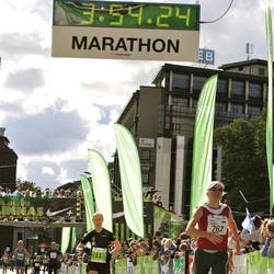 SEB Tallinna Maraton - Annika Rihma (11), Krista Kirspuu (762)