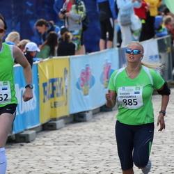 SEB Tallinna Maraton - Anastasia Gerassimova (885), Udo Saul (1452)