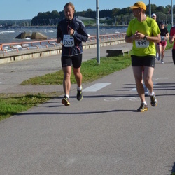 SEB Tallinna Maraton - Petri Karhapää (999), Artjom Filippov (1023)