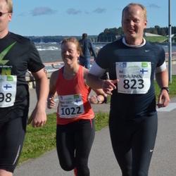 SEB Tallinna Maraton - Ari Vepsäläinen (823)