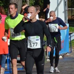 SEB Tallinna Maraton - Urmas Paejärv (177), Ago Saluveer (1657)