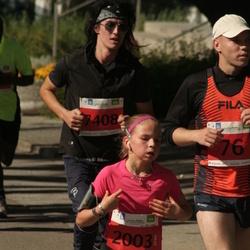 SEB Tallinna Maraton - Anna Laura Perve (2003), Mait Arvi (7408)
