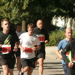 SEB Tallinna Maraton - Kevin Rull (1961), Adriaan Hobo (3528)