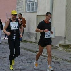 SEB Tallinna Maraton - Ringo Krilovs (437), Ago Teder (1743)