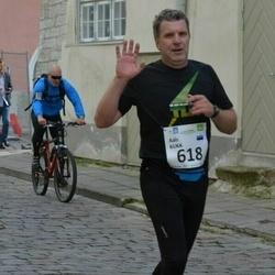 SEB Tallinna Maraton - Aalo Kukk (618)