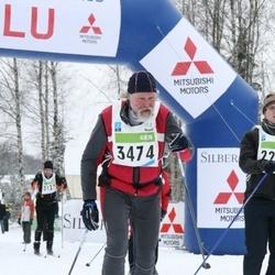 38. Tartu Maraton - Aarne Rohtvee (3474)