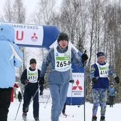 38. Tartu Maraton - Urmo Kaber (2654), Walter Hartig (4161), Arno Simpson (4931)