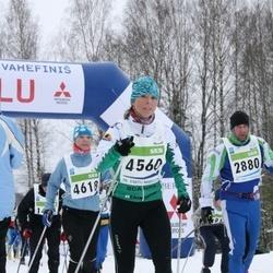 38. Tartu Maraton - Agur Jõgi (2880), Maarja Sadam (4560), Ave Sadam (4618)