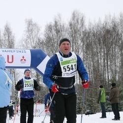 38. Tartu Maraton - Peeter Paabo (2530), Arnold Albert (5541)