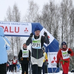 38. Tartu Maraton - Kristjan Pärnamägi (2052), Ahti Bloom (2721), Radomir Cumlivski (3355)