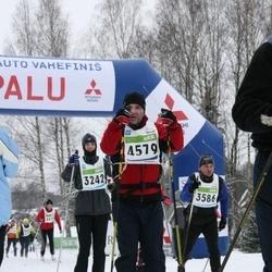38. Tartu Maraton - Erki Mõisa (3242), Aare Paulov (3586), Ahto Jaska (4579)