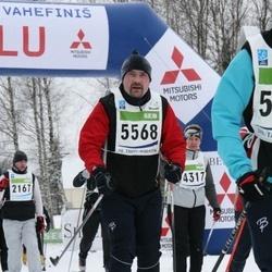 38. Tartu Maraton - Anatoli Babkin (2167), Helina Tamman (4317), Jaan Ilisson (5568)