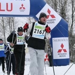 38. Tartu Maraton - Anatoli Babkin (2167), Olivar Kits (3357)
