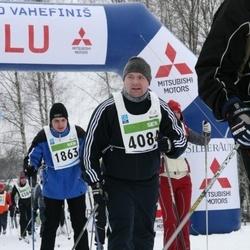 38. Tartu Maraton - Andre Luman (1863), Martin Kähr (4084)