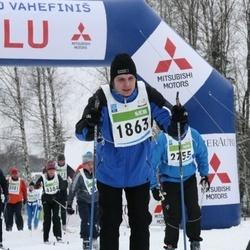 38. Tartu Maraton - Andre Luman (1863), Taavi Isup (2755)