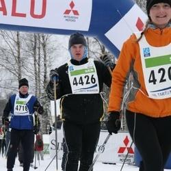 38. Tartu Maraton - Anti Seli (4426), Arne Pikk (4718)