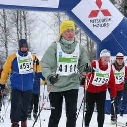 38. Tartu Maraton - Eda Noormaa (4111), Andrus Uuetalu (4551), Riina Teearu (4729), Age Põldaru (4930)