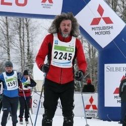 38. Tartu Maraton - Viljar Aro (2245), Illar Pass (4593)