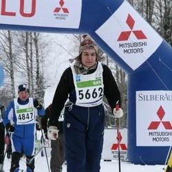 38. Tartu Maraton - Arne Jürisoo (4847), Viia Kõiv (5662)