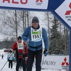 38. Tartu Maraton - Thomas Aigner (1557), Brynjar Berge (3838)