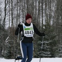 38. Tartu Maraton - Britt Reimets (4843)