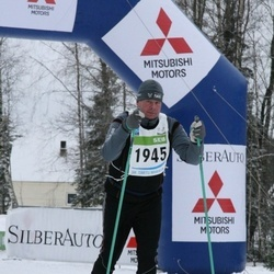 38. Tartu Maraton - Arne Jaanimäe (1945)