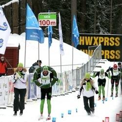 38. Tartu Maraton - Jerry Ahrlin (1), Joergen Aukland (5), Anders Aukland (7)