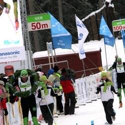 38. Tartu Maraton - Joergen Aukland (5), Anders Aukland (7)