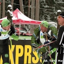 38. Tartu Maraton - Stanislav Rezac (2), Anders Aukland (7)
