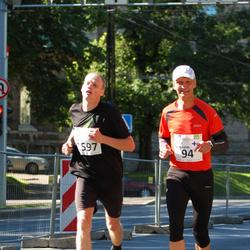SEB Tallinna Maraton - Arto Karnaranta (94), Ahti Männik (1597)