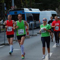 SEB Tallinna Maraton - Anastasia Gerassimova (885), Rait Ermann (964), Udo Saul (1452)