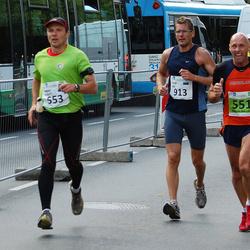 SEB Tallinna Maraton - Herman Akkerman (551), August Albert (553), Aalo Kukk (618), Einar Lillo (913)